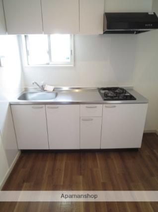 ルフィ寺尾A・B[1LDK/41.64m2]のキッチン1
