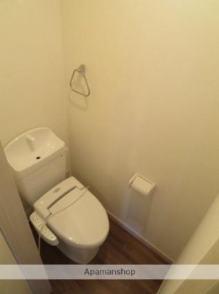 ルフィ寺尾A・B[1LDK/41.64m2]のトイレ