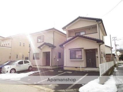 新潟県新潟市西区の築10年 2階建の賃貸一戸建て