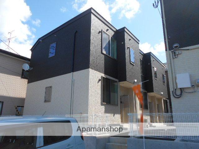 新潟県新潟市西区、小針駅徒歩15分の新築 2階建の賃貸アパート