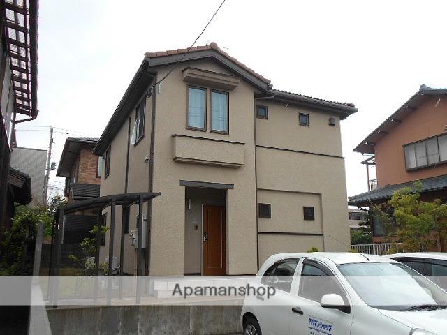 新潟県新潟市西区、青山駅徒歩12分の築3年 2階建の賃貸アパート