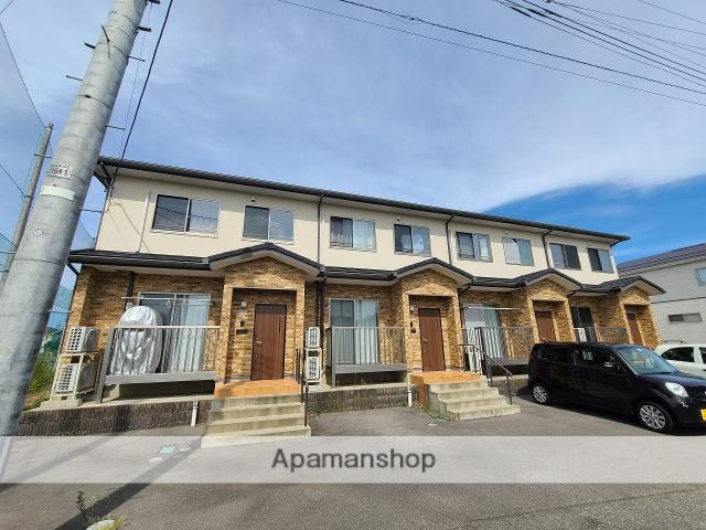 新潟県新潟市西区、小針駅徒歩20分の新築 2階建の賃貸アパート