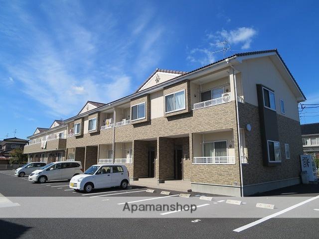 新潟県新潟市西区、内野駅徒歩20分の築7年 2階建の賃貸アパート