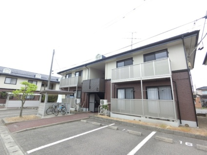 シャンドフレール黒埼 B[3DK/55.47m2]の外観
