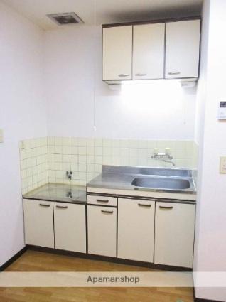 コスモ寺尾[3K/49.6m2]のキッチン