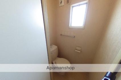 フレグランスモア[2DK/48.92m2]のトイレ