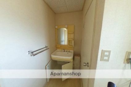 フレグランスモア[2DK/48.92m2]の洗面所