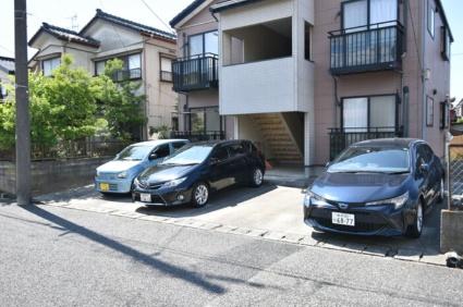 モイドーム松海が丘[1LDK/39.95m2]の駐車場