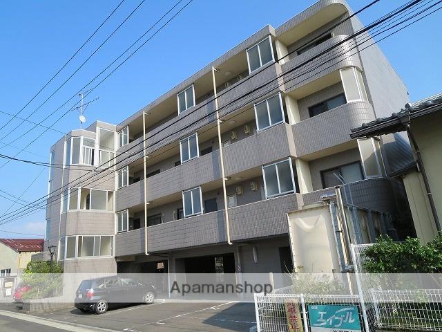 新潟県新潟市西区、寺尾駅徒歩11分の築17年 4階建の賃貸マンション