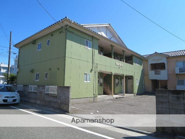 新潟県新潟市西区、小針駅徒歩15分の築28年 2階建の賃貸アパート