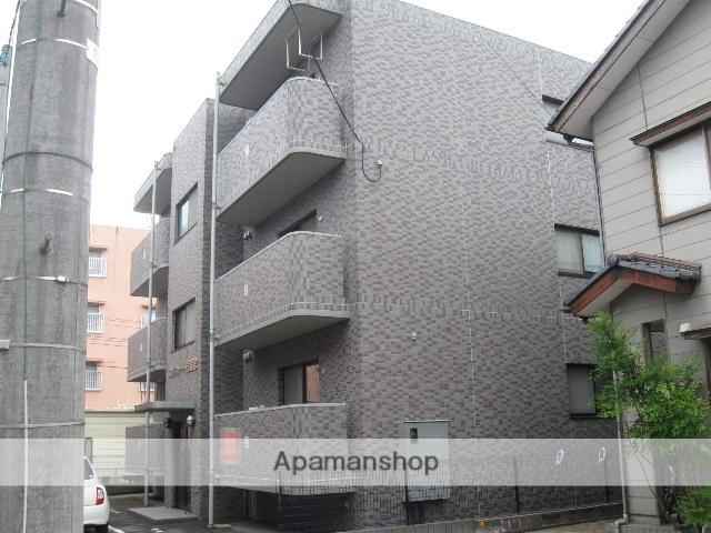 新潟県新潟市西区の築15年 3階建の賃貸マンション