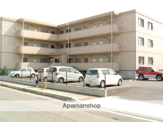 新潟県新潟市江南区、新潟駅徒歩80分の築8年 3階建の賃貸マンション