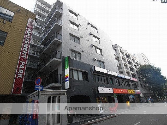 新潟県新潟市中央区、新潟駅徒歩10分の築35年 11階建の賃貸マンション