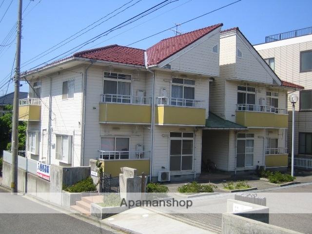 新潟県新潟市西区、青山駅徒歩10分の築29年 2階建の賃貸アパート