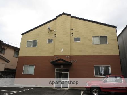 新潟県新潟市中央区、新潟駅徒歩25分の築24年 2階建の賃貸アパート