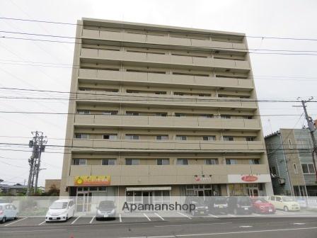 新潟県新潟市中央区、新潟駅徒歩20分の築8年 8階建の賃貸マンション