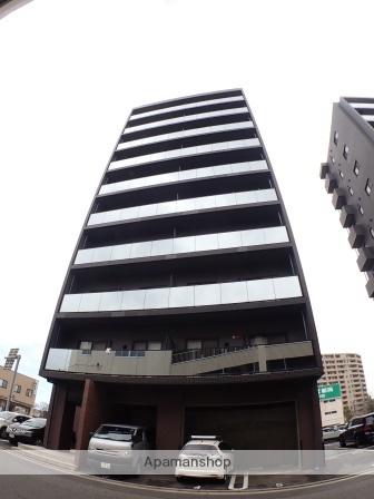 新潟県新潟市中央区、新潟駅徒歩12分の築2年 10階建の賃貸マンション