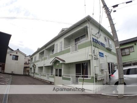 新潟県新潟市中央区、新潟駅徒歩10分の築22年 2階建の賃貸アパート