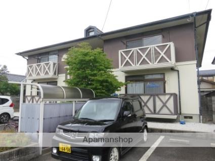 新潟県新潟市中央区、白山駅徒歩8分の築24年 2階建の賃貸アパート
