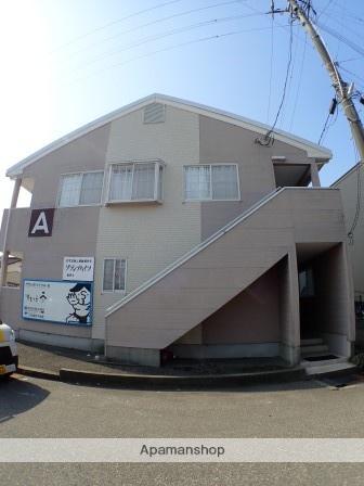 新潟県新潟市中央区、新潟駅徒歩37分の築24年 2階建の賃貸アパート