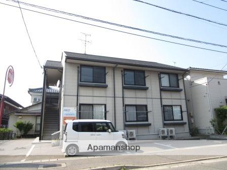 新潟県新潟市中央区、新潟駅徒歩25分の築16年 2階建の賃貸アパート