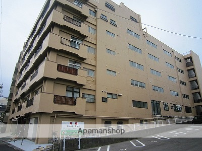 新潟県新潟市中央区、新潟駅徒歩33分の築43年 7階建の賃貸マンション