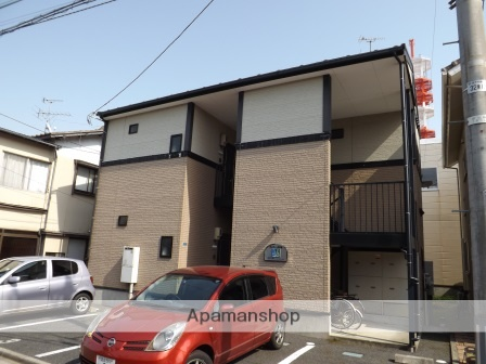 新潟県新潟市中央区、新潟駅徒歩48分の築14年 2階建の賃貸アパート