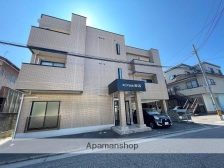 新潟県新潟市中央区、新潟駅徒歩12分の築20年 3階建の賃貸マンション