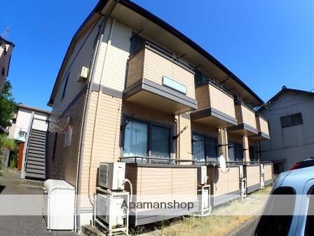 新潟県新潟市中央区、新潟駅徒歩17分の築14年 2階建の賃貸アパート