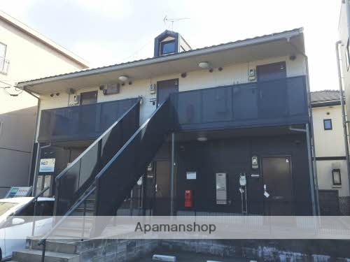 新潟県新潟市中央区、新潟駅徒歩12分の築18年 2階建の賃貸アパート