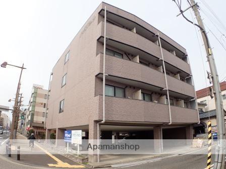 新潟県新潟市中央区、新潟駅徒歩10分の築17年 4階建の賃貸マンション