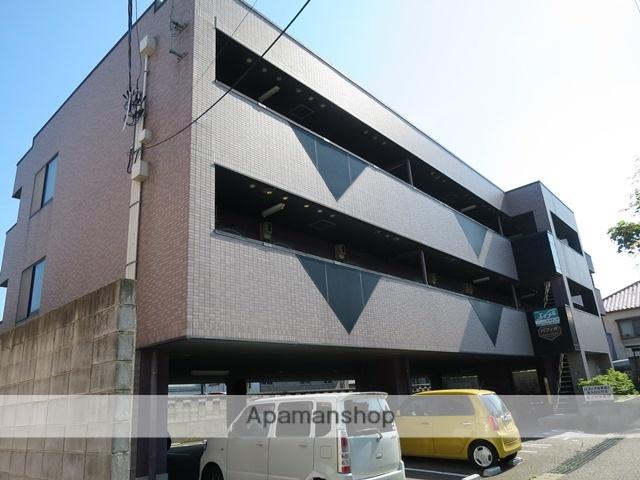 新潟県新潟市中央区、新潟駅徒歩27分の築15年 3階建の賃貸マンション