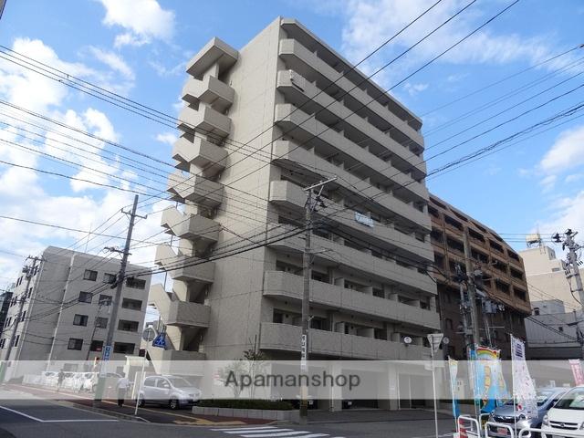 新潟県新潟市中央区、新潟駅徒歩4分の築12年 9階建の賃貸マンション
