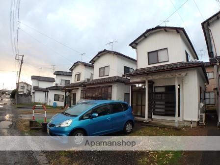 新潟県新潟市西区の築31年 2階建の賃貸一戸建て