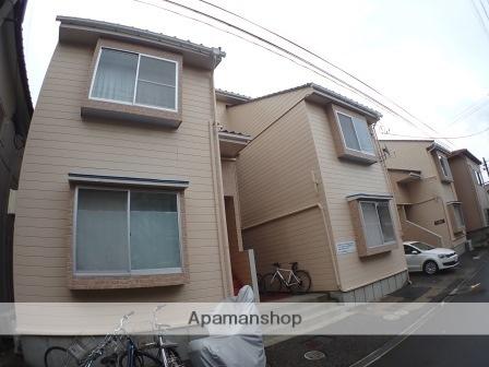 新潟県新潟市中央区の築30年 2階建の賃貸アパート