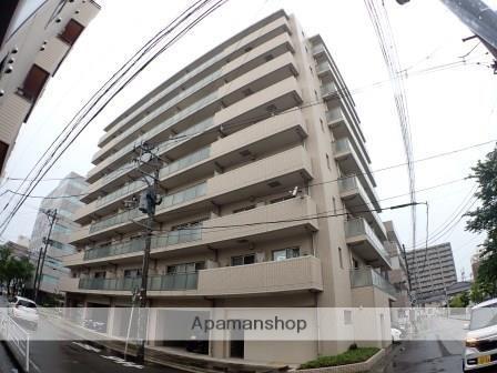 新潟県新潟市中央区、新潟駅徒歩8分の築8年 9階建の賃貸マンション