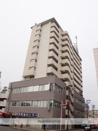 新潟県新潟市中央区、新潟駅徒歩5分の築38年 12階建の賃貸マンション