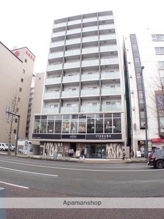 新潟県新潟市中央区、新潟駅徒歩7分の築3年 10階建の賃貸マンション