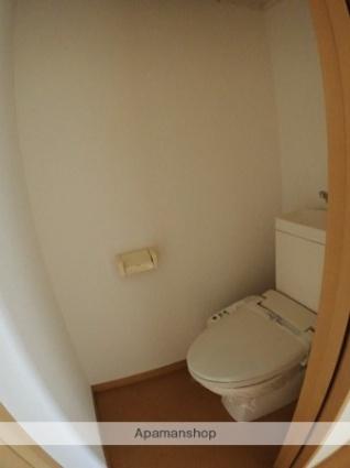 ヴィラキーファー[1K/31.47m2]のトイレ