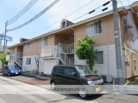 新潟県新潟市中央区、新潟駅徒歩39分の築21年 2階建の賃貸アパート
