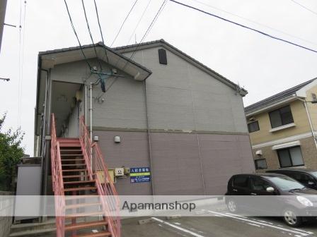 新潟県新潟市中央区、新潟駅徒歩32分の築12年 2階建の賃貸アパート