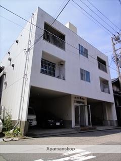 新潟県新潟市中央区、新潟駅徒歩25分の築37年 3階建の賃貸アパート