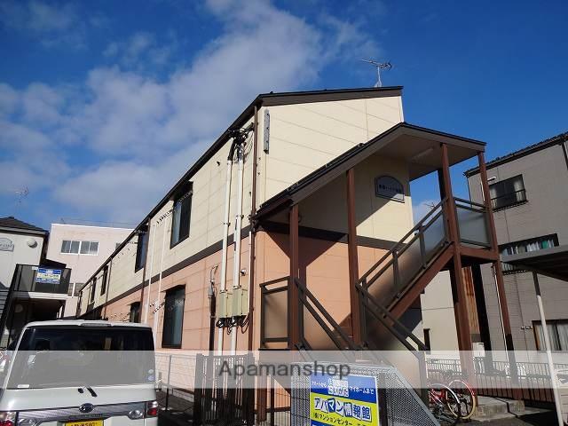 新潟県新潟市中央区、新潟駅徒歩26分の築11年 2階建の賃貸アパート