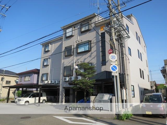 新潟県新潟市中央区、新潟駅徒歩43分の築19年 4階建の賃貸マンション