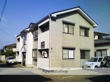 新潟県新潟市西区、小針駅徒歩17分の築23年 2階建の賃貸アパート
