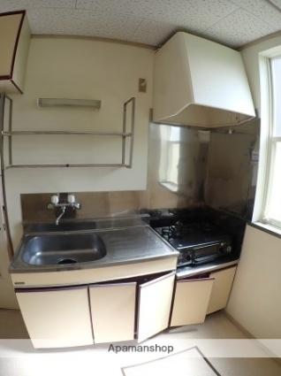 ハイツアルテミス[1K/27.33m2]のキッチン