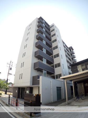 新潟県新潟市中央区、新潟駅徒歩23分の築10年 9階建の賃貸マンション