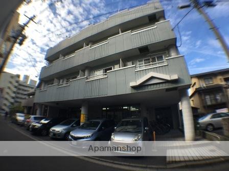 新潟県新潟市中央区、新潟駅徒歩7分の築28年 4階建の賃貸マンション