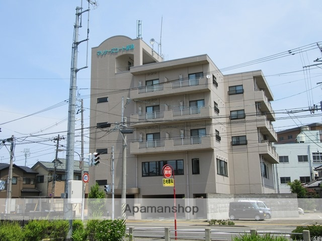 新潟県新潟市中央区、新潟駅徒歩23分の築17年 5階建の賃貸マンション