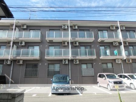 新潟県新潟市中央区、新潟駅徒歩42分の築15年 3階建の賃貸マンション